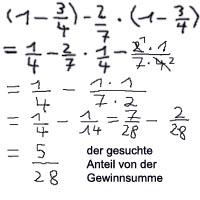Mathematik-Textaufgaben - ab 6. Klasse